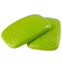Sector 9 Sector 9- Ergo Puck Pack- Green- Set of 2
