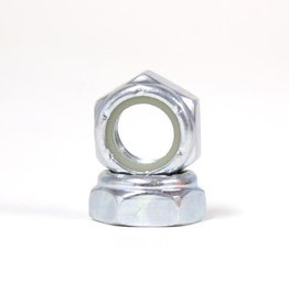 Standard- Axle Nut- 5/16 inch- Thin Nylon- Set of 4
