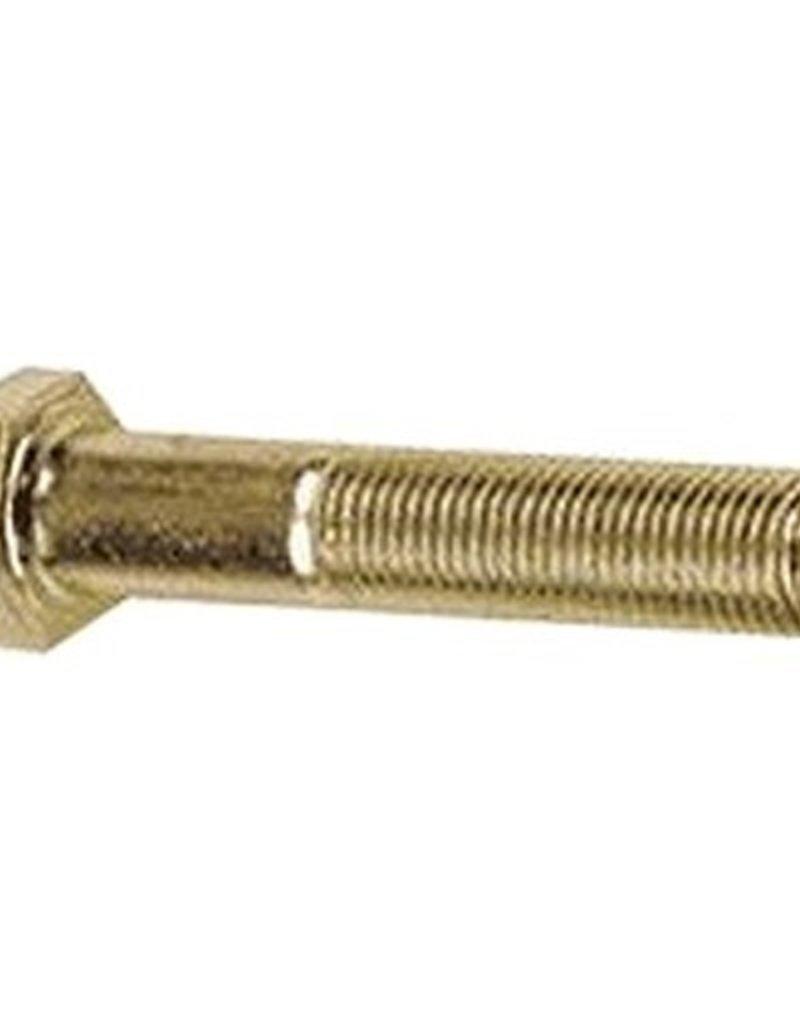 Standard- Kingpin- Grade 8- Gold/Zinc- 2 1/4 inch- 3/8-24