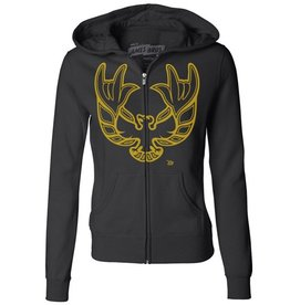 Ames Bros Ames Bros- Bitchin Camaro- Hoodie- Black- Women's