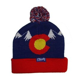 Aksels Aksels- Colorado Mountain Royal- Beanie