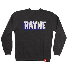 Rayne Rayne- Giant Crew- Charcoal Grey- T-Shirt