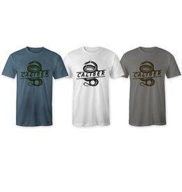 Caliber Caliber- Snake- Indigo- T-Shirt- 2015
