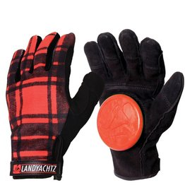 Landyachtz Landyachtz- Plaid Slide Gloves