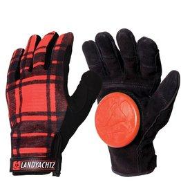 Landyachtz Landyachtz- Plaid Slide Gloves