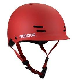 Predator Predator- FR7- Matte Red- Helmet