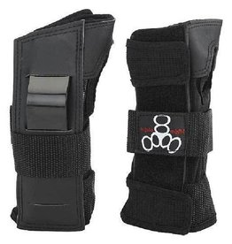 Triple Eight Triple Eight- Wristsaver- Wrist Guard- Black
