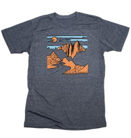 Loaded Loaded- Mount Whitney- White- T-Shirts