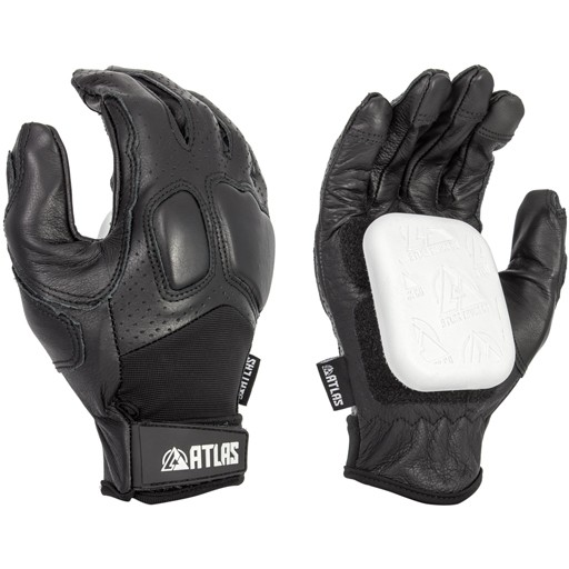 Atlas Trucks Atlas- Black- Slide Gloves