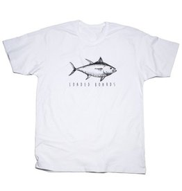 Loaded Loaded- Tuna- White- T-Shirts