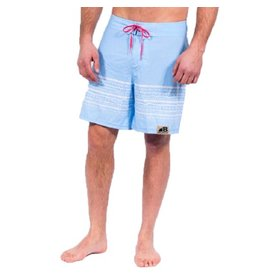 Belong Designs Belong- No Worries- Blue- Boardshorts