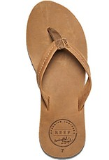 Reef Reef- Chill- Women's Flip Flop- Leather- Tobacco