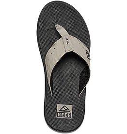 Reef Reef- Phantom- Men's Flip Flop- Black and Tan