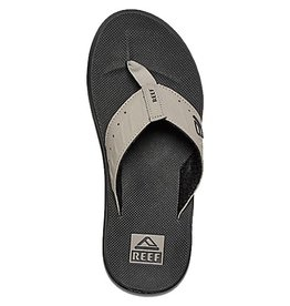 Reef Reef- Phantom- Men's Flip Flop- Black and Tan