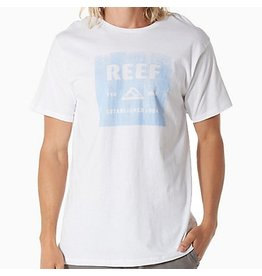 Reef Reef- Photocopy- T-Shirt- White