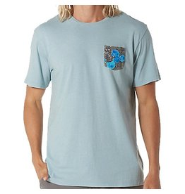 Reef Reef- Villa- T-Shirt- Blue