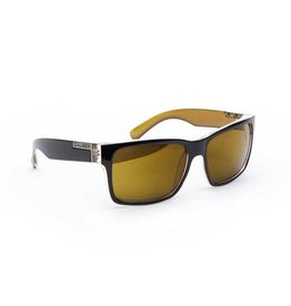 Caliber Caliber- Lurker- Black/Gold- Eyewear