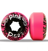 ABEC 11 ABEC 11- P52's- 52mm- Pink- 96a- Wheels