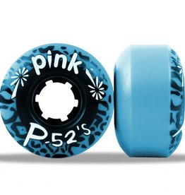 ABEC 11 ABEC 11- P52's- 52mm- Blue- 99a- Wheels