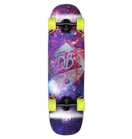 DB Longboards DB Longboards- Mini Cruiser- Space- 2015- Complete