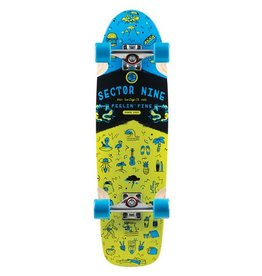 Sector 9 Sector 9- Shindig- 30 inches- 2016- Complete