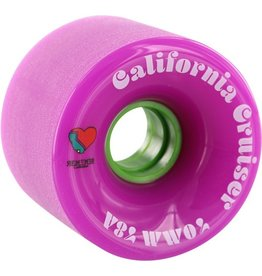 Remember Remember- Cali Cruiser- 70mm- 78a- Pink- Wheels