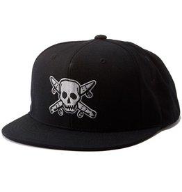 Fourstar Fourstar- Street Pirate- Black- Hats