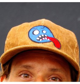 Holesom Holesom- PuckFace Corduroy- Brown- Hats