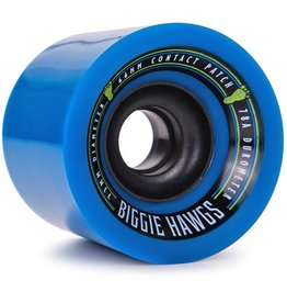 Landyachtz Landyachtz- Bigger Biggie Hawgs- 73mm- 78a- Blue- Wheels