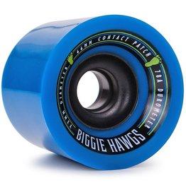 Landyachtz Landyachtz- Bigger Biggie Hawgs- 73mm- 78a- Blue- Wheels