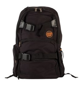 Santa Cruz Santa Cruz Skate- Voyager- Black- Backpack