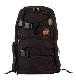 Santa Cruz Santa Cruz Skate- Voyager- Black- Backpack