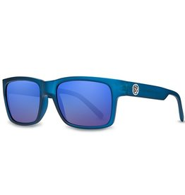 Filtrate Filtrate Eyewear- John Brown- Blue Frost with Blue Mirror lens
