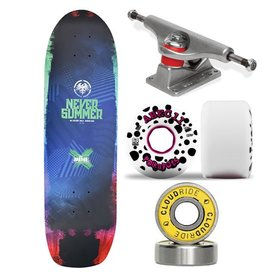 Never Summer Never Summer- Dime- 29 inch- 2016- Completes