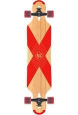 DB Longboards DB Longboards- Coreflex Composite- 42 inch- Flex 2- 2016- Complete