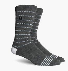 Richer Poorer Richer Poorer-Portside Athletic- Grey-Socks