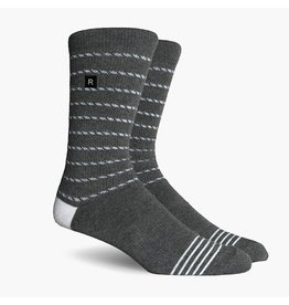 Richer Poorer Richer Poorer-Portside Athletic- Grey-Socks