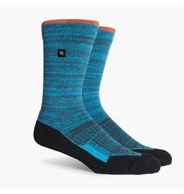 Richer Poorer Richer Poorer-Layback Athletic- Blue- Socks