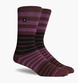 Richer Poorer Richer Poorer-Kingston Athletic- Purple-Socks