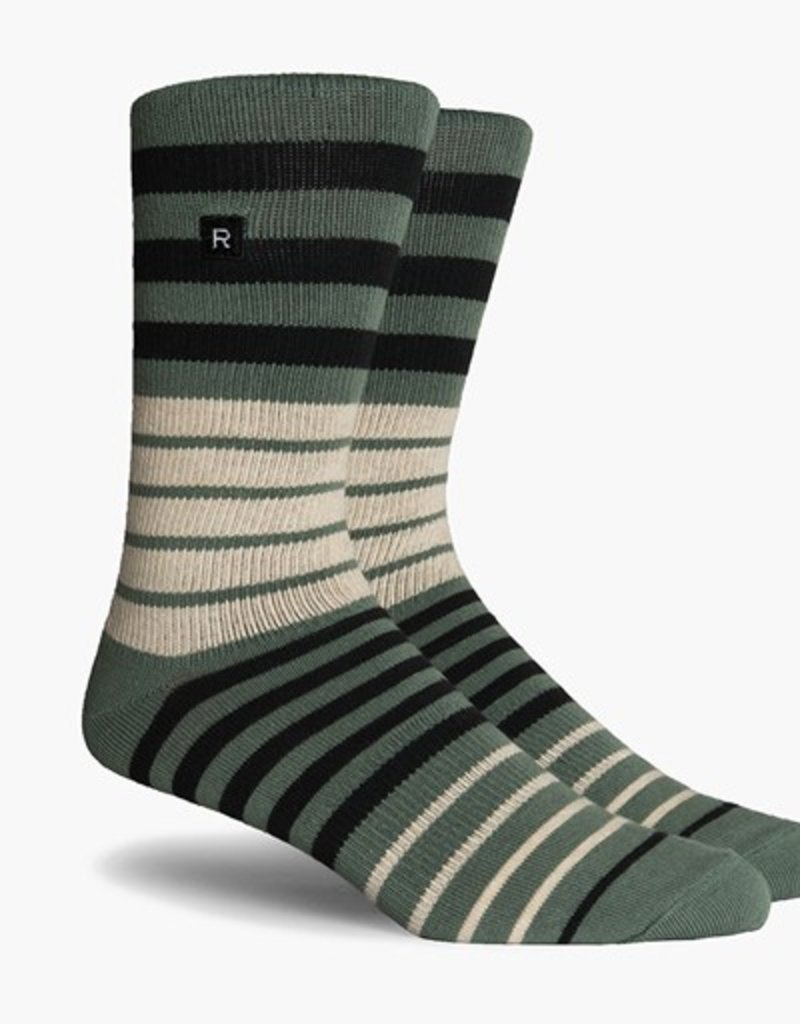 Richer Poorer Richer Poorer-Kingston Athletic- Green-Socks