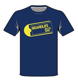 BOARDLife BOARDLife- BoardBuster- Navy- T-Shirt