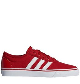 adidas adidas- Adi-Ease- Power Red and White- Men's- Skate Shoe