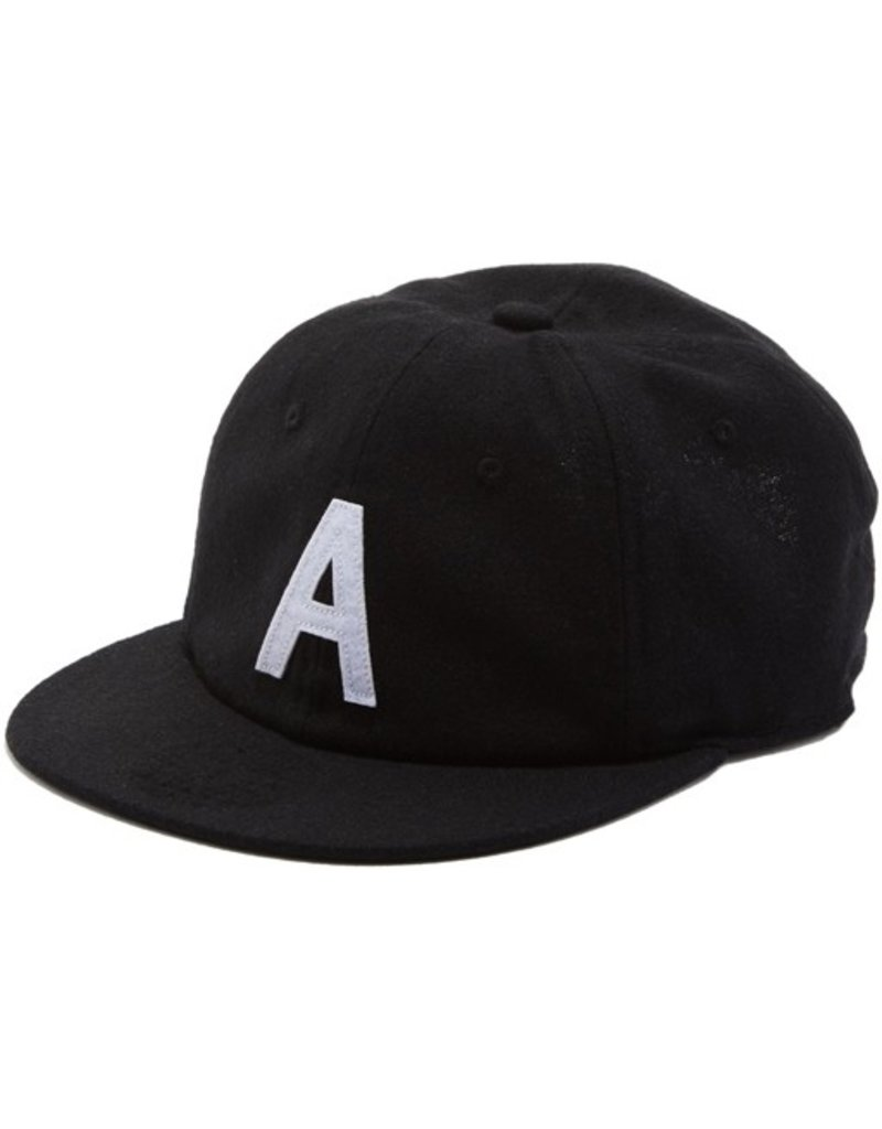 adidas adidas- Original A's- Black- Men's- Hats