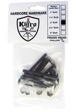 Khiro Khiro- Trusshead Hardware- 2 inch- Phillips Head