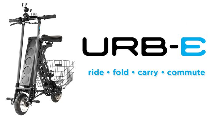 Test drive URB-E at BOARDLife today!