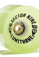 Sector 9 Sector 9- Lumithane- 67mm- 78a- Lumithane- Wheels