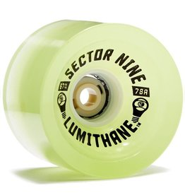Sector 9 Sector 9- Lumithane- 67mm- 78a- Lumithane- Wheels