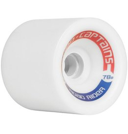 Road Rider Road Rider- Road Captains- 80mm- 78a- White- Wheels