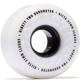 Ricta Ricta- Clouds- 57mm- 92a- White and Black- Wheels