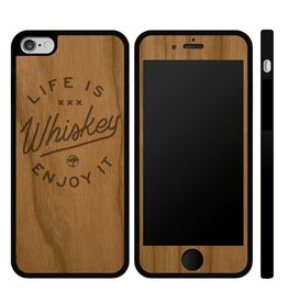 Arbor Arbor- IPhone Case- Arbor Life is Whiskey- IPhone 6 Plus- Cherry